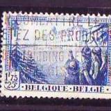 1932 Belgia Mi. 352 stampilat