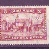 1924/27 Germania Mi. 366 conditie**
