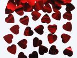 Cumpara ieftin Confetti inimioare rosii