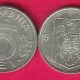5 LEI 1992 si 5 LEI 1993 - Moneda Romania