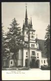 CARTE POSTALA*Orasul Stalin-BRASOV*Biserica St Nicolae din Schei, Circulata