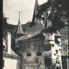 CARTE POSTALA*Orasul Stalin*BRASOV*Poarta Sf. Ecaterina - Carte Postala Transilvania dupa 1918