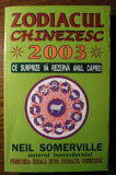 Neil Somerville - Zodiacul chinezesc 2003, lider