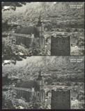 CARTE POSTALA*Orasul Stalin*BRASOV*Biserica Neagra