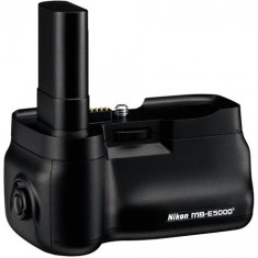 Battery Grip Foto - Made in Japan - Original - Nikon MB-E5000 Battery Pack pentru Coolpix 5000