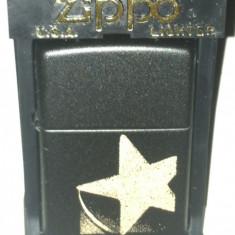 Marlboro Zippo Gold Star-REDUCERE - Bricheta Zippo