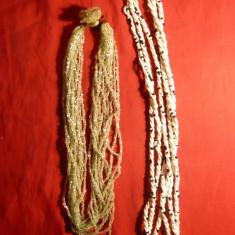 4Siraguri margele + 2 bratari - plastic - Colier perle