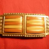 Catarama pentru cordon Art Deco interbelica ,Cehoslovacia