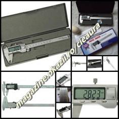 SUBLER MONOBLOC ELECTRONIC INOX AFISAJ LCD 15 cm/6