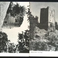 CARTE POSTALA*Orasul Stalin*BRASOV*Turnul Alb - Carte Postala Transilvania dupa 1918, Necirculata