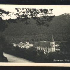 CARTE POSTALA*Kronstadt*Brasov*Vedere 1939