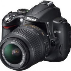 Nikon D5100 kit 18-55 mm VR - Aparat Foto Nikon D5100, 16 Mpx