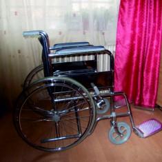 Carucior handicap - Scaun cu rotile