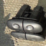 Rampa butoane degivrare incalzire parbriz si luneta din bord - pt ford mondeo mk2 generatia a 2-a an fabricatie 1997-2000 - Bord auto