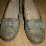 Pantofi platforma - Clarks - nr.39, uk 6