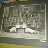 Ww1- Foto militara- Primul razboi mondial- Casino Mainz 1914 - Fotografie veche