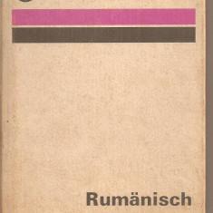 (C3090) DICTIONAR ROMAN GERMAN, DE MARIA SCHONFELDER,