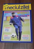 Program fotbal  MECIUL ZILEI NR 3 - ROMANIA -  ITALIA 13 IUNIE 2008 - CAMPIONATUL EUROPEAN DE FOTBAL 2008