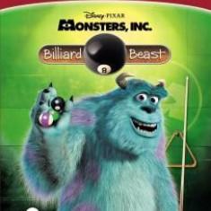 Disney's Monsters Inc - Billiard Beast --- PC - Jocuri PC Disney, Actiune, 3+, Single player