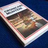 Cronicari munteni (antologie) - Carte Antologie