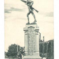 605e. Slatina - Ecaterina Teodoroiu - Carte Postala Muntenia dupa 1918, Necirculata