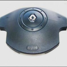 Airbag Volan Renault Megane 2 culoarea neagra pentru comenzi cruise control - Airbag auto, MEGANE II (BM0/1_, CM0/1_) - [2002 - 2008]