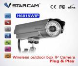 Camera Ip Profesionala de exterior cu inregistrare pe SD card 32 Gb inclus + PNP HD WIFI & IR-Cut