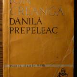 Ion Creanga - Danila Prepeleac - Nuvela