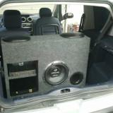 Subwoofer auto Helix SPXL 12 + Amplificator / Statie auto Helix SPXL 1000