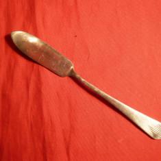 Cutit mic pt. unt, marcaj Anglia -EPNS -metal argintat, L= 15, 5 cm
