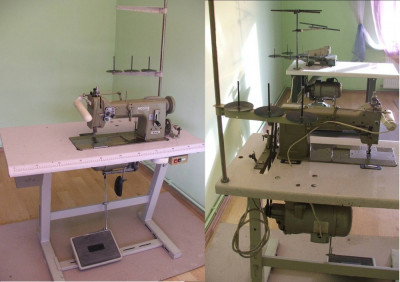 masina de cusut industriala Necchi 925 foto