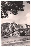Carte postala(ilustrata)-MUNTII BUCEGI-Predeal-Cabana poiana Secuilor