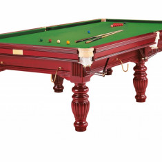 Masa SNOOKER 12 ft Machroom England