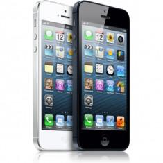 Iphone 5 (IDENTIC + 64 GB) 1 microsim ecran capacitiv - Telefon mobil Dual SIM Apple, Neblocat, 1 GB, 1000-1200 MHz, Smartphone, Touchscreen