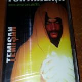 Temisan- ''Fortareata''caseta muzica,sigilata (1999)Hip-Hop