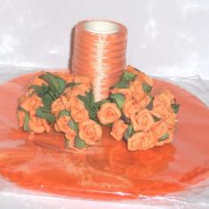 Kit 100 marturii nunta - portocaliu - pret redus