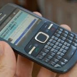 Nokia C3, vechime 1 an, fara defecte - Telefon mobil Nokia C3