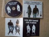 A TEAM Who Reframed The A Team cd disc album + DVD 2006 ed vest muzica hip hop