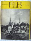 """MUZEUL PELES SINAIA"", 1957.  Tiraj 5100 exemplare"