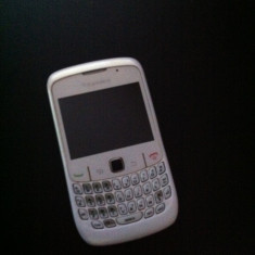 Blackberry 8520 white - Telefon mobil Blackberry 8520, Neblocat