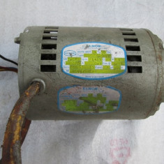 Motor electric monofazat asincron ELNOR
