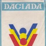Fanion DACIADA - Insigna