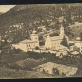 CARTE POSTALA*PIATRA-NEAMT*Manastirea Bistrita zidita de Alexandru cel Bun