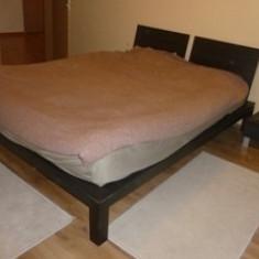 Mobilier dormitor - Pat dormitor, Dublu, PAL, Pat de mijloc