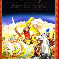 Miturile si legendele lumii, Eneida, Aventurile lui Enea, biblioteca Adevarul - Carte de povesti