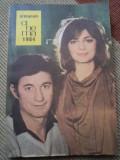 ALMANAH CINEMA 1984 film cinematografie anii 80 hobby