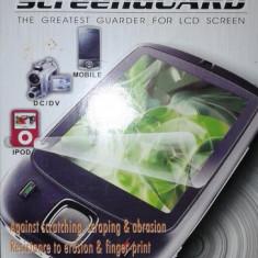 Folie protectie ecran Samsung Star II S5260 - Folie de protectie