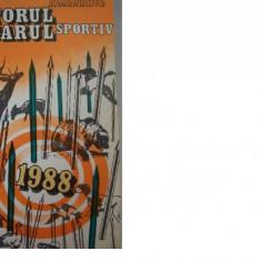 ALMANAHUL VANATORULUI SI PESCARULUI SPORTIV, ANUL 1988