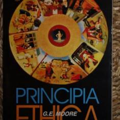 G. E. Moore PRINCIPIA ETHICA Ed. Du Style 1997 - Filosofie