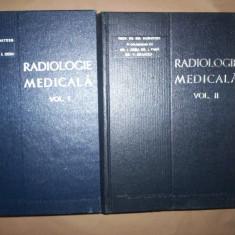 Radiologie medicala 2 volume)- Schmitzer - Carte Radiologie